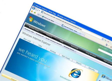An toàn hơn với trình duyệt Internet Explorer 8.
