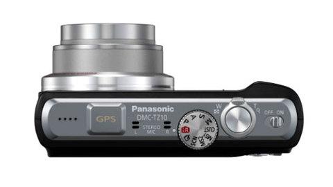 Panasonic TZ10 có chức năng định vị GPS.