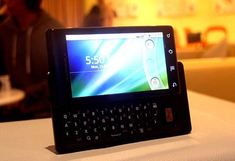 Milestone góp phần cải thiện tình hình kinh doanh của Motorola. Ảnh: Gsmarena.