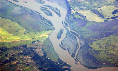 Sông dài nhất thế giới Amazone.
