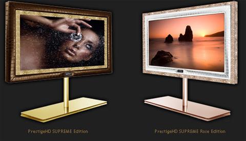 Hai mẫu TV giá
