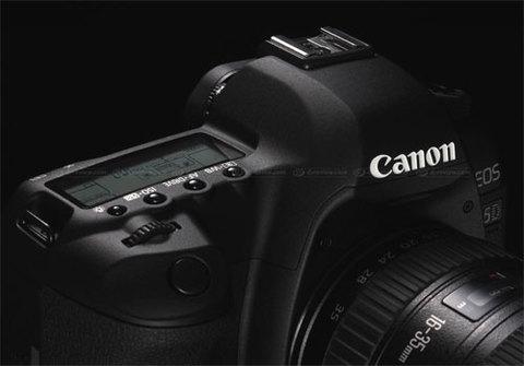 Firmware mới ra của canon 5d mark ii đã bị lỗi - 1