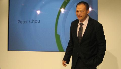 Ông Peter Chou tại CTIA. Ảnh: Intomobile.