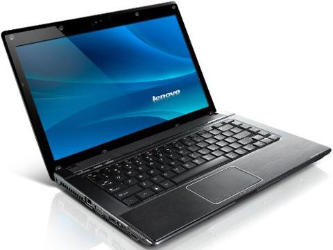 Lenovo G460. Ảnh: Cnet.