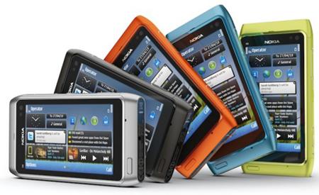 Video quảng cáo Nokia N8.