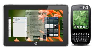 Sẽ có máy tính bảng HP Slate dùng hệ điều hành webOS?
