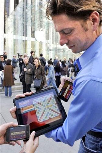 Nền tảng iPhone đã đủ vững mạnh để hoàn thiện hóa iPad.
