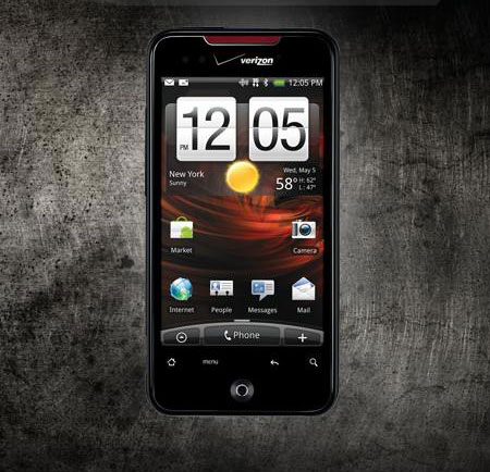 Video giới thiệu HTC Droid Incredible.