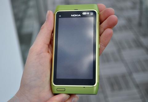 N8 sẽ bán ra vào quý III. Ảnh: Engadget.