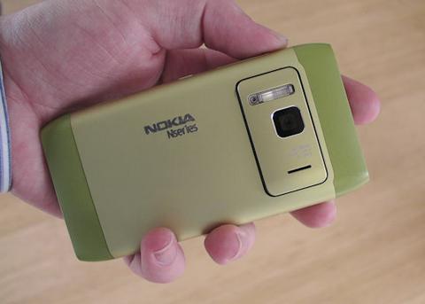N8 có máy ảnh 12 Megapixel. Ảnh: Symbianworld.