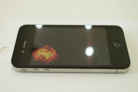 iPhone 4G sẽ có camera phía trước.