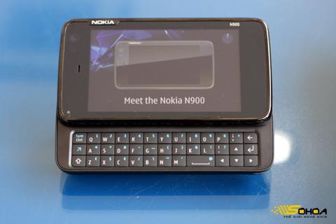 Vẫn chưa có MeeGo cho Nokia N900 trong thời gian tới. Ảnh: Quốc Huy.