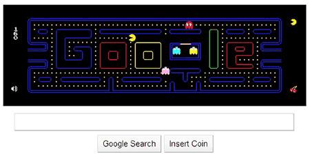 Trò chơi Pacman trên Google gây thiệt hại khủng khiếp hơn người ta tưởng.