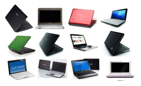 Đã có hơn 85 triệu chiếc netbook được tiêu thụ. Ảnh: Lilputing.