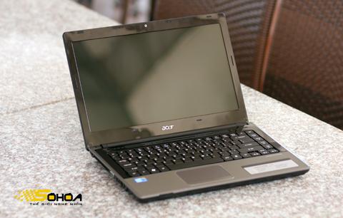 Acer Aspire 4741G.