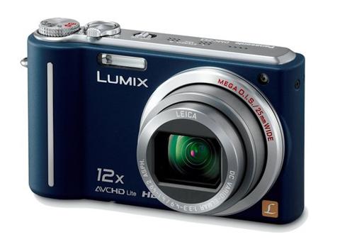 Panasonic Lumix DMC-ZS7.