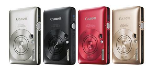 Canon Digital IXUS 100 IS.