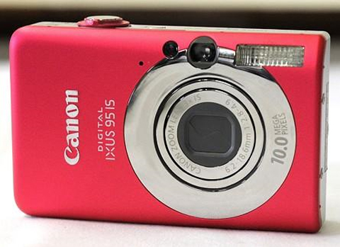 Canon Digital IXUS 95 IS.