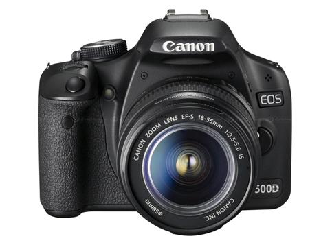 Canon EOS 500D.