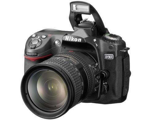 Nikon D90.