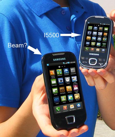 Cặp đôi chạy Android sẽ ra mắt của Samsung ngày mai. Ảnh: Samsunghub