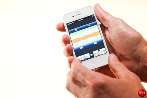 Cnet bình luận đây là smartphone siêu mỏng.