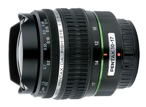 Pentax smc DA 10-17mm f/3.5-4.5 ED (IF). Ảnh: PhotoRadar.