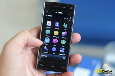 X6 16GB là di động giảm giá nhiều nhất. Ảnh: Quốc Huy.