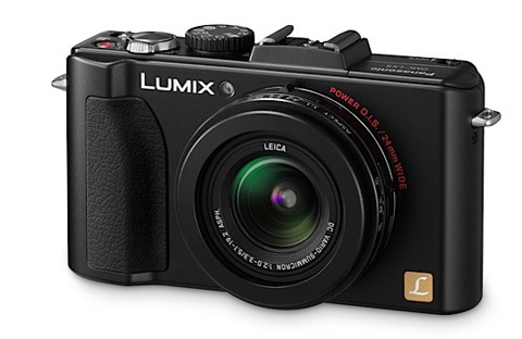 Panasonic Lumix LX5.
