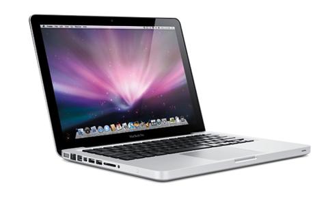 Macbook Pro 13 inch có thiết kế unibody. Ảnh: Apple.