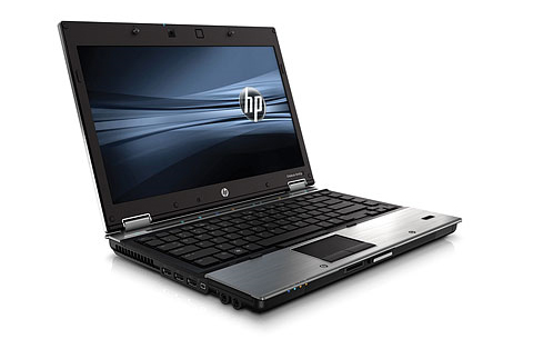 HP EliteBook 8440p. Ảnh: HP.
