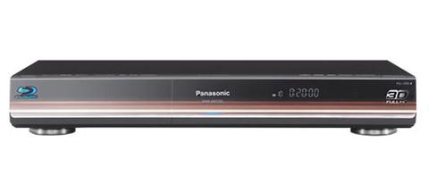 DMP-BDT350 có ngoại hình gần giống với model Blu-ray 3D đầu tiên của Panasonic là DMP-BDT300. Ảnh: Panasonic.