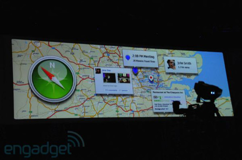 Nokia khẳng định, họ cung cấp nhiệu dịch vụ GPS hơn Google. Ảnh: Engadget.