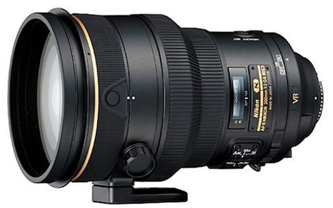 AF-S Nikkor 200mm F2G ED VR II.