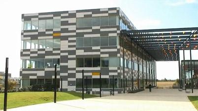 Trung tâm nghiên cứu tại Cambridge của Nokia. Ảnh: Nokia Blog.