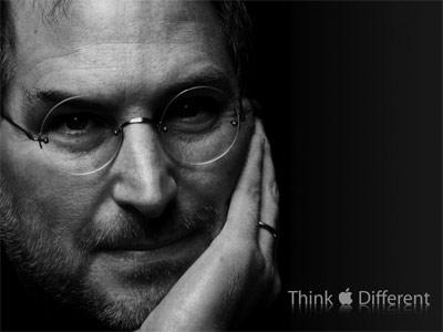 Steve Jobs. Ảnh: Tedxmfzu.
