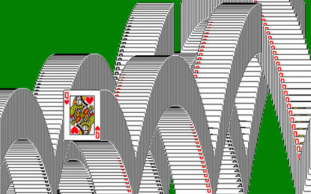 Game lừng danh Windows Solitaire.