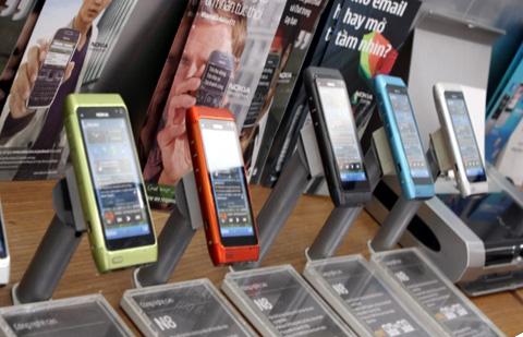 N8 chính hãng đã có mặt.