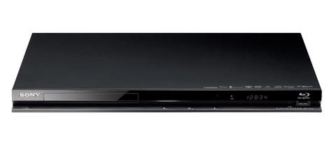 Sony BDP-S470. Ảnh: Sony.