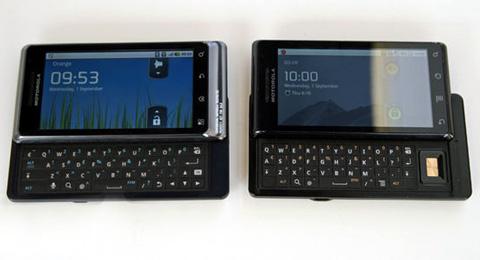 Milestone 2 (trái) với nhiều nâng cấp hơn bản đi trước. Ảnh: Pocket-lint.