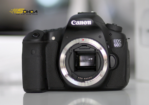 Canon EOS 60D. Ảnh: Tuấn Hưng.