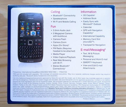 Thực tế Nokia E73 Mode - VnExpress Số Hóa