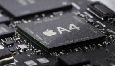 Chip Apple A4.