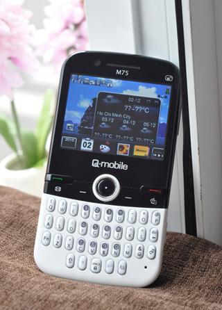 Q-mobile M75 cảm ứng 3G