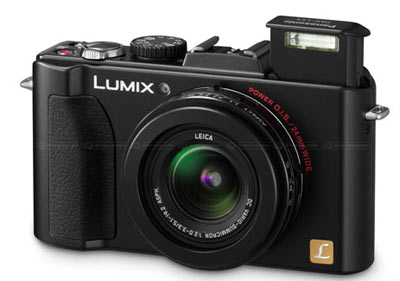 Panasonic Lumix DMC-LX5.