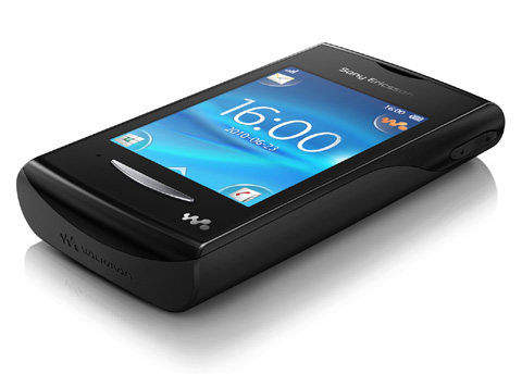 Yendo là di động giải trí cảm ứng của Sony Ericsson.