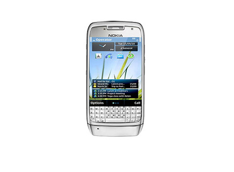Hình ảnh photoshop về thiết kế của Nokia C6.