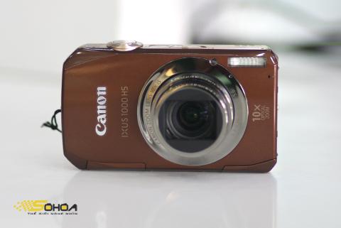 Canon IXUS 1000 HS.