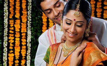 Hôn nhân sắp đặt vẫn phổ biến tại Ấn Độ.