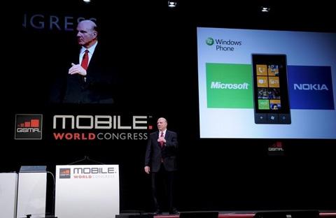 Windows Phone 7 sẽ được cập nhật lại trong tháng 3. Ảnh: Daylife.